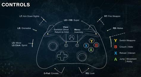 destiny  xbox  controls mgw game cheats cheat