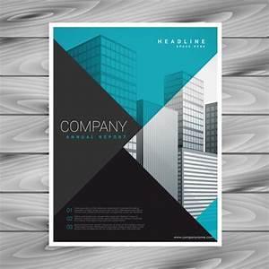 Free Leaflet Template Minimal Blue Professional Brochure Template Design