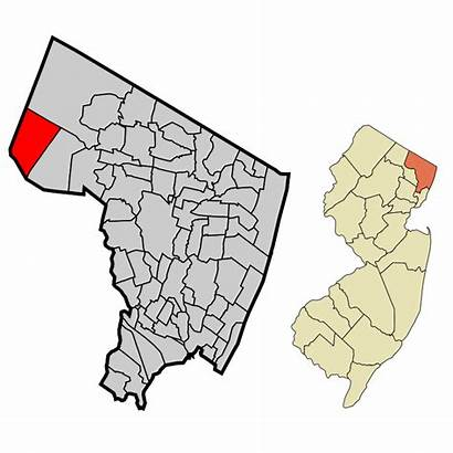 Svg Incorporated Highlighted Oakland Unincorporated Bergen Areas