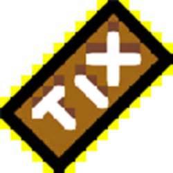 Roblox Tix Logo