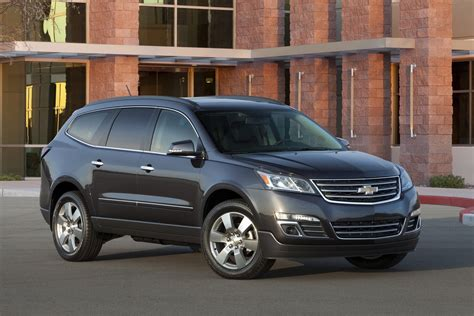 Gm Chevrolet by 2016 Chevrolet Traverse Pictures Gm Authority