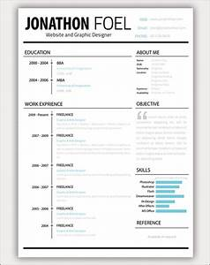 30 amazing resume psd template showcase streetsmash for Amazing resume templates