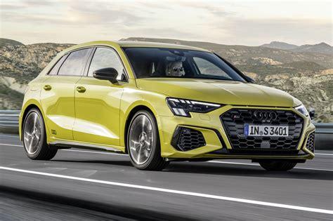 Audi S3 Sportback (2021, Type 8Y, fourth generation) photos