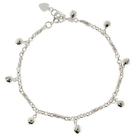 Sterling Silver Jingling Bell Ankle Bracelet. Two Tone Gold Necklace. Thin Diamond Wedding Band. Jewellery Online. Engagement And Wedding Rings. Tri Color Wedding Rings. Sagittarius Pendant. Suppliers Of Beads. White Leather Watches
