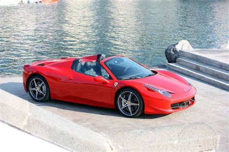 Top Speed 458 by 2013 458 Spider By Kahn Design Top Speed