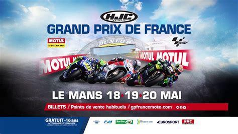 spot tv hjc grand prix de france moto  youtube
