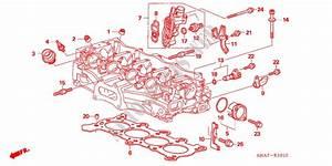 Spool Valve For Honda Cars Civic Exi 4 Doors 5 Speed