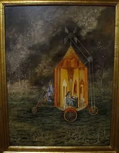ArtChist: Remedios Varo Pintura surrealista