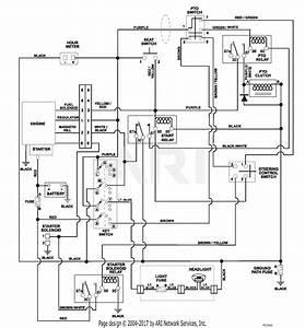Great Dane Mower Wiring Diagram