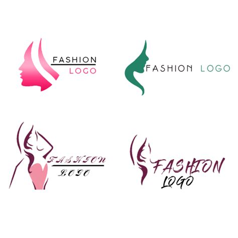 Name Template Maker by Fashion Clothing Logo Free Template Logos Vector Pngtree에서