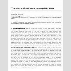 Fillable Standard Form Of Office Lease New York  Fill Online, Printable, Fillable, Blank