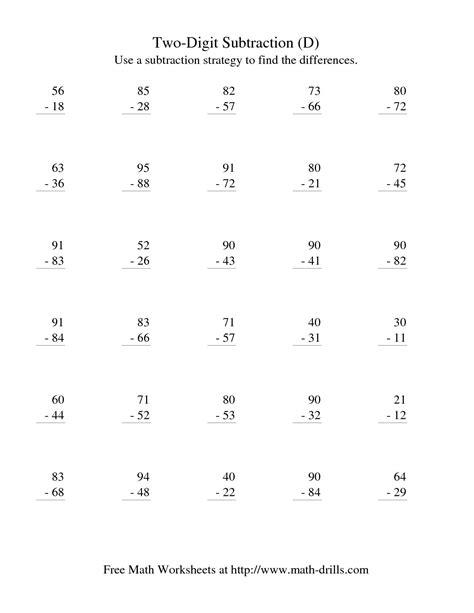 11 Best Images Of Fun Doubledigit Multiplication Worksheets  Doubledigit Math Subtraction