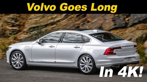 Volvo S90 T8 by 2018 Volvo S90 T8 Review Comparison In 4k