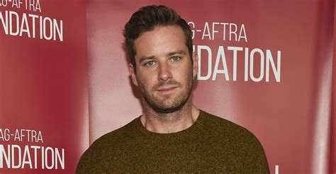 Armie Hammer Blasts 'Bulls--- Claims' as He Steps Down ...