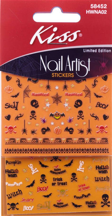 Disney Kiss Nail Stickers
