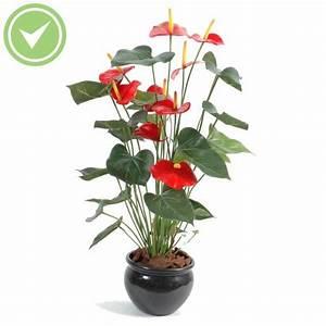 Fausse Plante Verte : fausse plante verte pas cher bouquet artificiel deco maison retraite champfleuri ~ Teatrodelosmanantiales.com Idées de Décoration