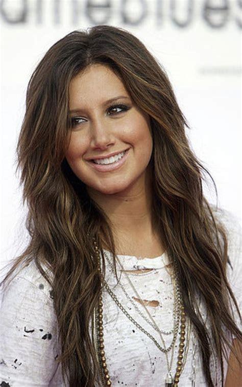 Ashley Tisdale Brown Hair Hair Ideas Pinterest Brown