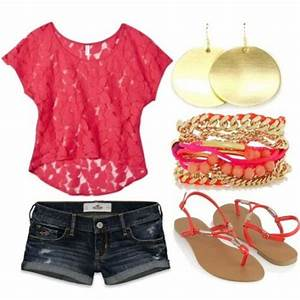 20 Summer Outfits for Teenage Girls - London Beep