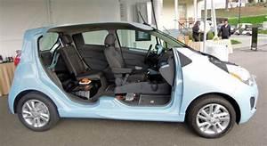 Chevrolet Spark Coffre : j 39 ai conduit la chevrolet spark lectrique ~ Medecine-chirurgie-esthetiques.com Avis de Voitures