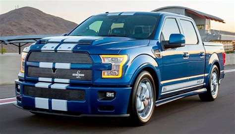 2017 Ford Shelby F 150 Super Snake   New Cars and Trucks