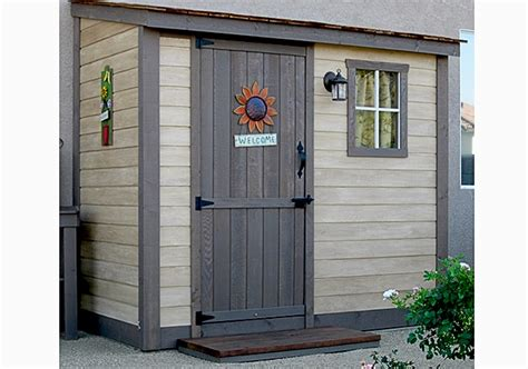 8 By 4 Shed by Tool Shed 8x4 Spacesaver Outdoor Living Today