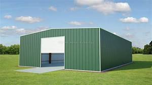 40x60 pole barn kit With 60 x 60 steel building price