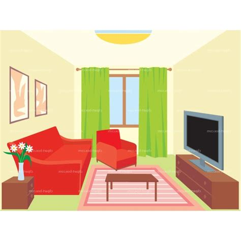 design my living room free free home design clipart 53