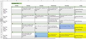 sample facebook editorial calendar driverlayer search engine With monthly editorial calendar template