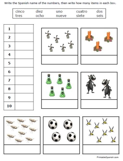 free numbers posters worksheets printable