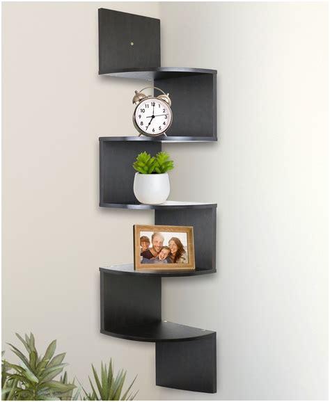 Corner Wall Shelves For Bedroom