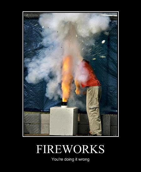 Fireworks Meme - motivational 4th of july first in