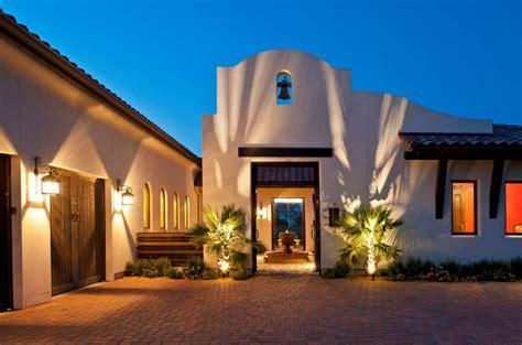 spanish style stucco houses blue collar stucco