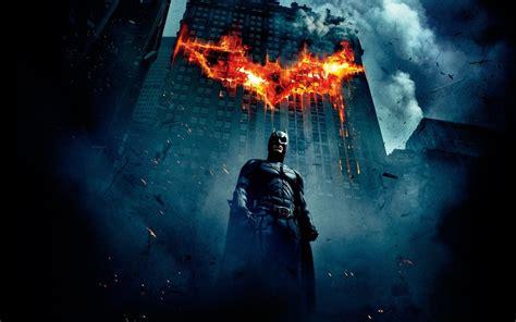 Batman - The Dark Knight Poster HD Wallpaper