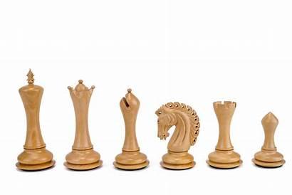 Empire Chess Pieces Ebony