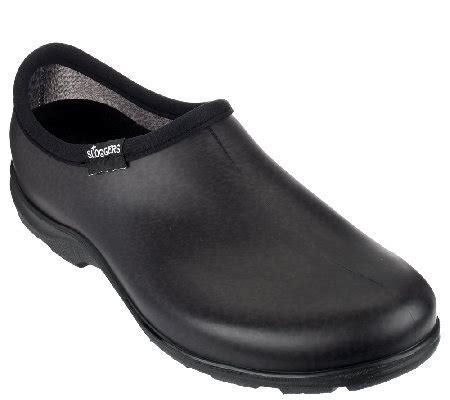 garden shoes mens sloggers mens waterproof garden shoes w comfort insoles