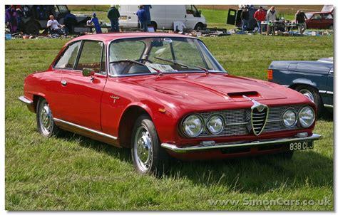 Alfa Romeo 2600 Sprint by Simon Cars Alfa Romeo 2600