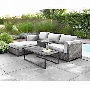 Lounge Set Garten : gartenlounge set lina rattan 4 tlg toom baumarkt ~ A.2002-acura-tl-radio.info Haus und Dekorationen