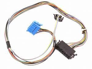 Headlight Switch Wiring Harness Vw Jetta Golf Gti Cabrio Mk3