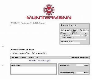 Rechnung Logo : muntermann signalger te ihre signalanlage ist unser job ~ Themetempest.com Abrechnung