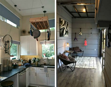 amplified tiny house lets musician homeowner rock