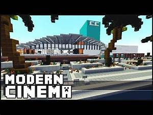 Minecraft - Modern Apartment Complex & Shops | Doovi