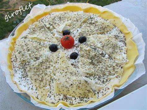 pate a tarte avec creme fraiche tarte cr 232 me fra 238 che et 4 fromages la cuisine de giroflet