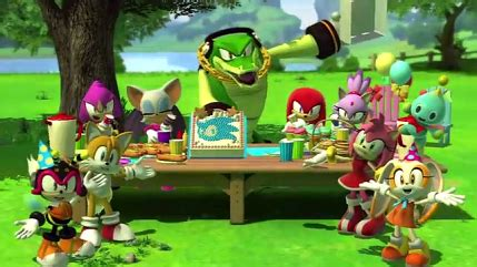 list  sonic  hedgehog video game characters neo