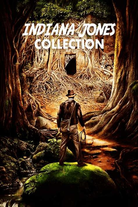 indiana jones collection wiwer  poster  tpdb