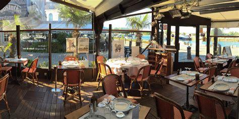 restaurants honfleur normandie le bistro du port et la bistrot grenouille fruits de mer et