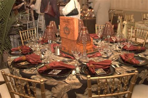 Inspiration Old Havana Theme  Reception Project