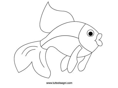 pesci da colorare per bambini scuola infanzia pesce da colorare per bambini tuttodisegni estate
