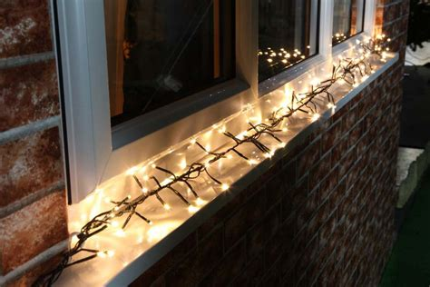 hanging christmas lights on windows outside how to install christmas lights outside festive lights