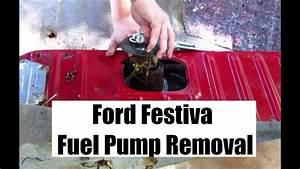 93 Ford Festiva Fuse Box