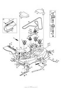 troy bilt lawn mower engine diagram of pulley get free
